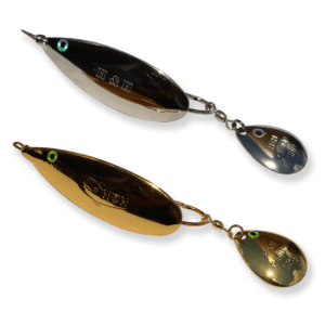 golden eye spinner spoon