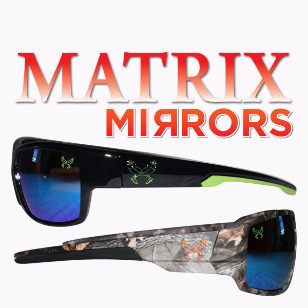 086bf852a9 Matrix Mirrors Sunglasses for Anglers