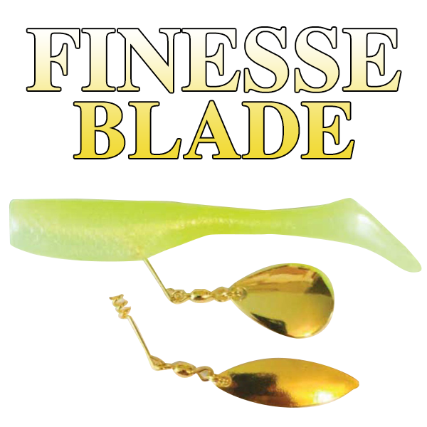 Golden Eye Finesse Blades