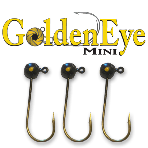 Goldeneye Mini Jig Heads