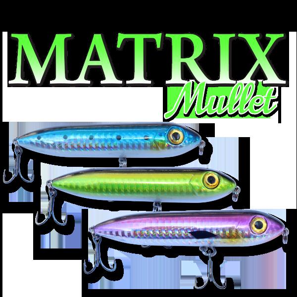 Matrix Mullet
